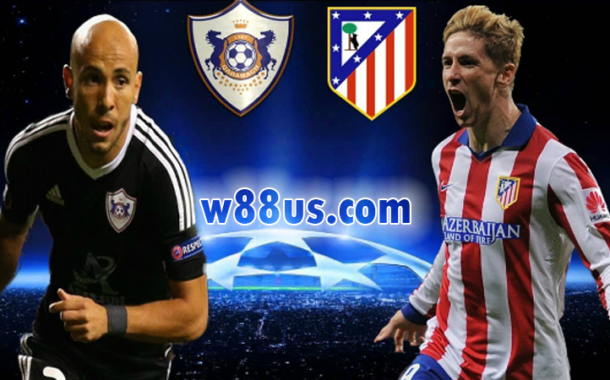 Soi kèo Kobenhavn vs Atletico Madrid 03h05 ngày 16/02 vòng 1/16 Europa League 2017/18